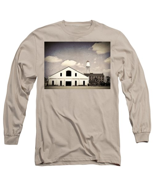 Indiana Warehouse Long Sleeve T-Shirt
