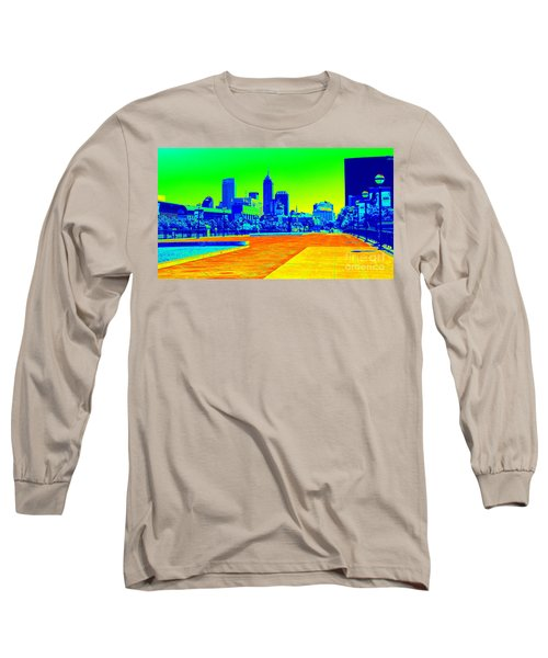Indianapolis Heat Tone Long Sleeve T-Shirt