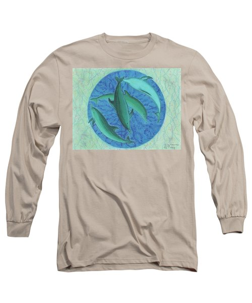 Infinity 5 Forever Peace Long Sleeve T-Shirt