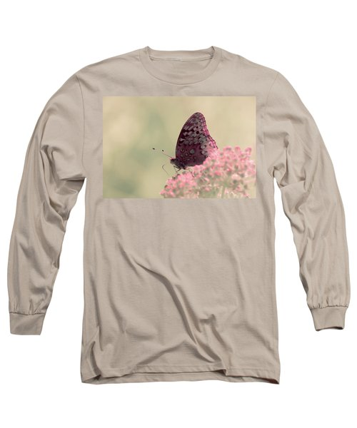 Long Sleeve T-Shirt featuring the photograph Infrared Fritillary 2 by Brian Hale