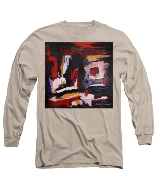 Inner Earth Long Sleeve T-Shirt