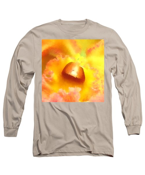 Long Sleeve T-Shirt featuring the photograph Inner Sanctum II by John Freidenberg