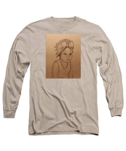 Sugar Baby ... Drawing Long Sleeve T-Shirt