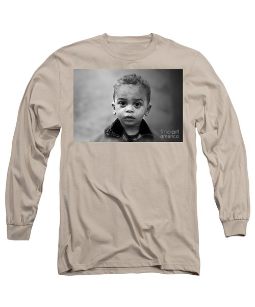 Innocence Long Sleeve T-Shirt by Charuhas Images