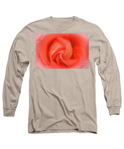 Inside The Rose Long Sleeve T-Shirt