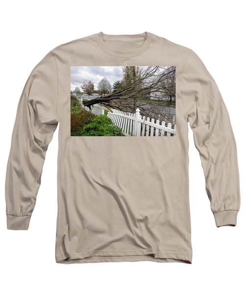 Insurance Claim Long Sleeve T-Shirt