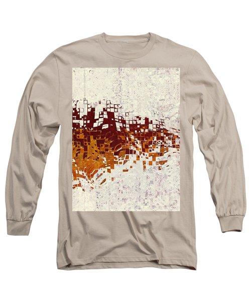 Insync Long Sleeve T-Shirt by The Art Of JudiLynn