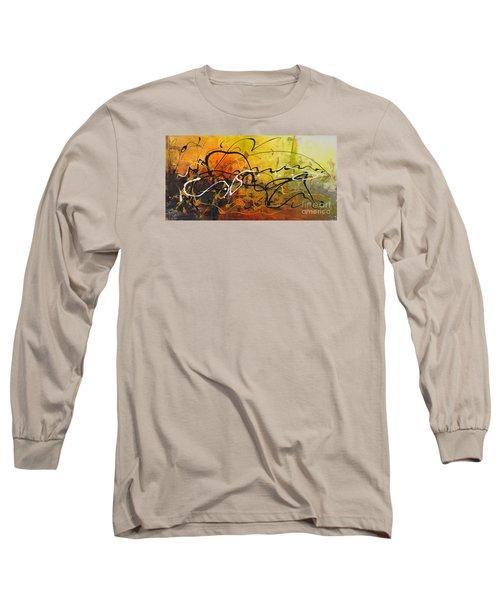 Integration Long Sleeve T-Shirt