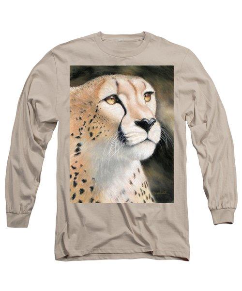 Intensity - Cheetah Long Sleeve T-Shirt