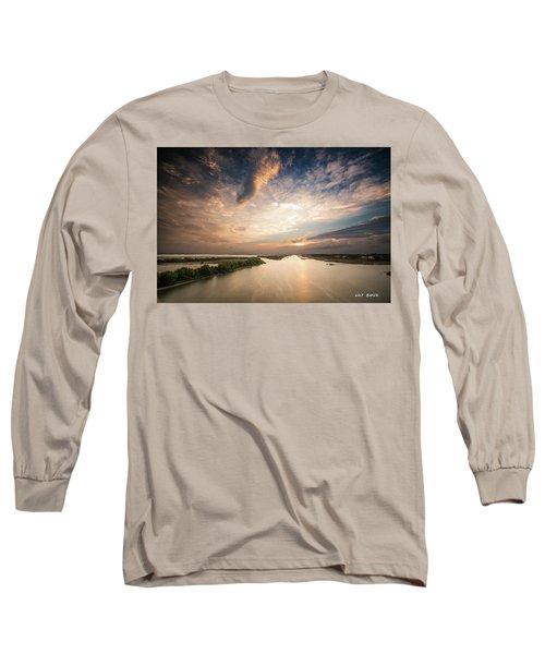 Intercoastal Sky Long Sleeve T-Shirt
