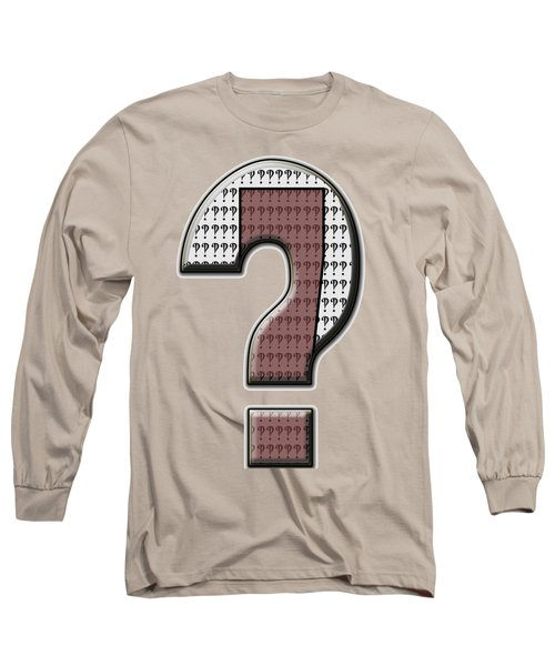Interrobang 7 Long Sleeve T-Shirt