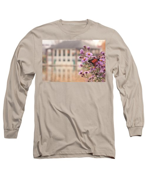 Into The Asters Long Sleeve T-Shirt
