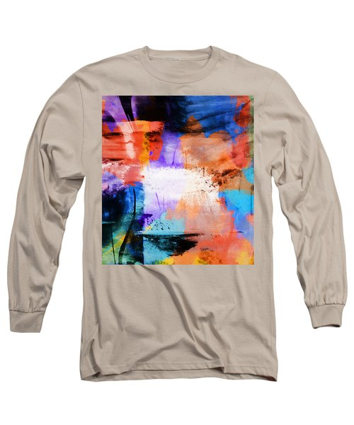 Long Sleeve T-Shirt featuring the painting Into The Open by Dan Sproul
