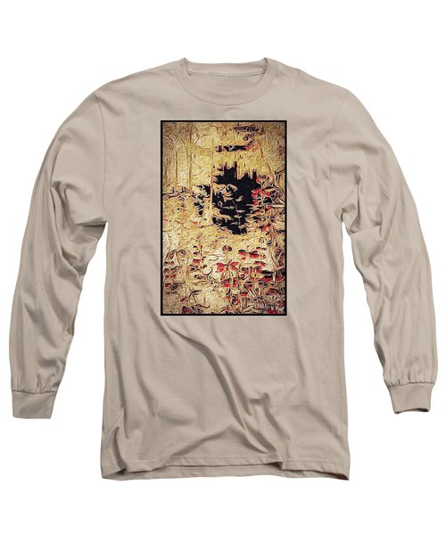 Into The Unknown Long Sleeve T-Shirt by William Wyckoff