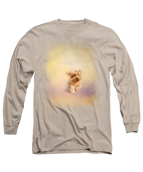 Into The Wind Long Sleeve T-Shirt