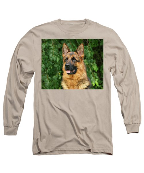Long Sleeve T-Shirt featuring the photograph Intriguing Ida by Sandy Keeton