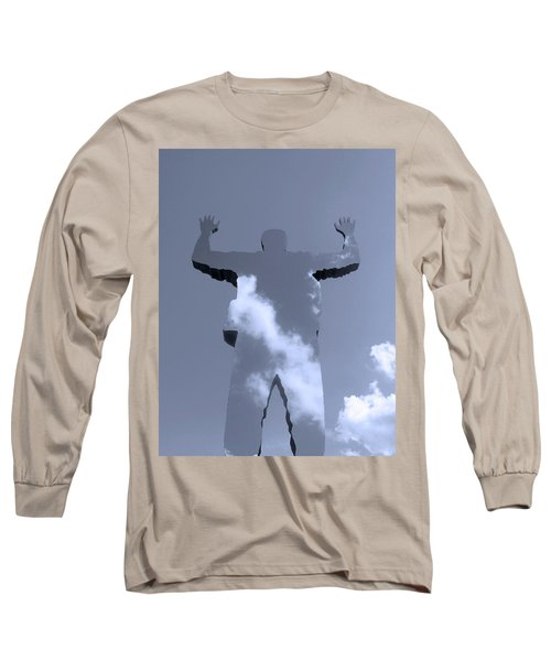 Long Sleeve T-Shirt featuring the photograph Invisible ... by Juergen Weiss