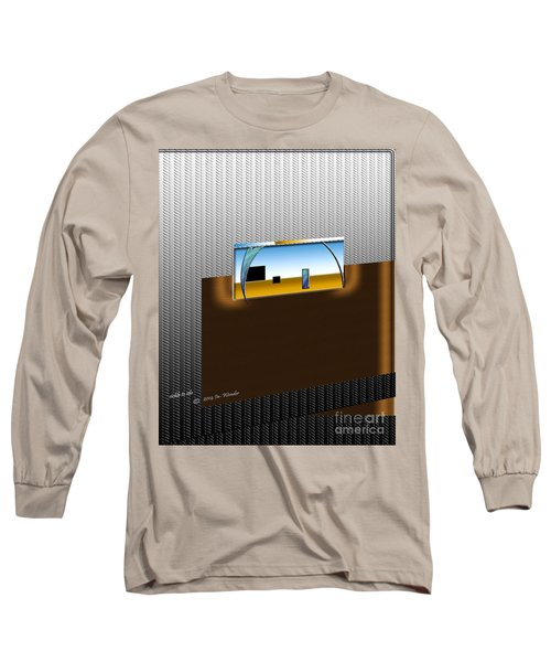 Inw_20a6111_sickle-to-silo_diag Long Sleeve T-Shirt