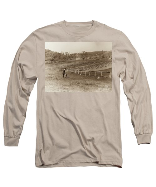 Long Sleeve T-Shirt featuring the photograph Inwood 1906 by Cole Thompson