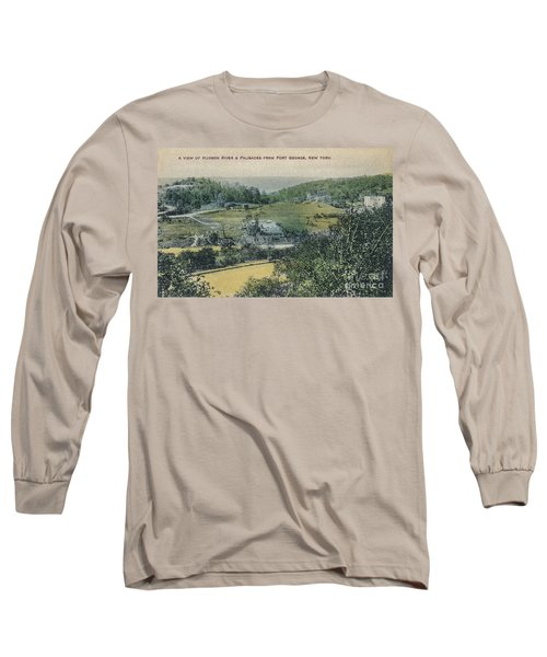 Inwood Postcard Long Sleeve T-Shirt by Cole Thompson