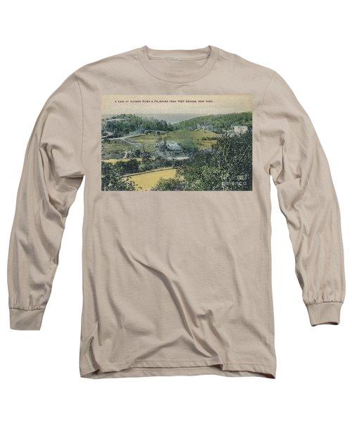 Inwood Postcard Long Sleeve T-Shirt