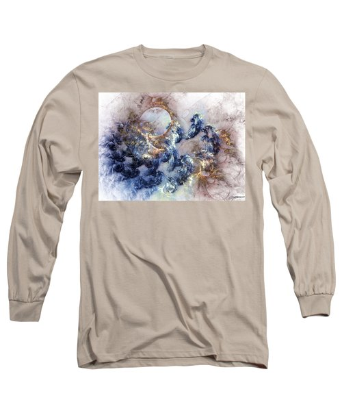 Ion Storm Long Sleeve T-Shirt by Casey Kotas