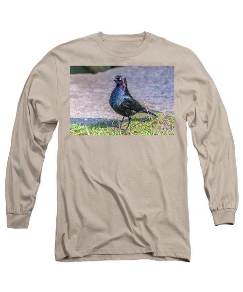 Iridescent Brewer Long Sleeve T-Shirt