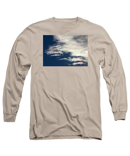 Iridescent Clouds 3 Long Sleeve T-Shirt