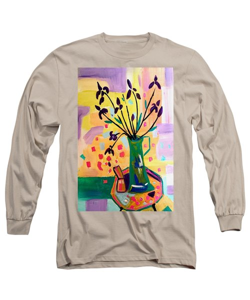 Iris Spring Long Sleeve T-Shirt