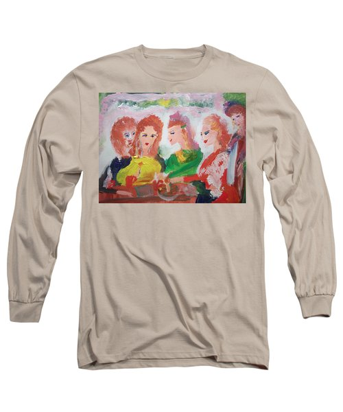 Irish Reunion Long Sleeve T-Shirt