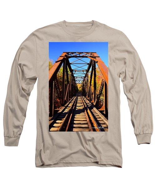 Iron Bridge Long Sleeve T-Shirt