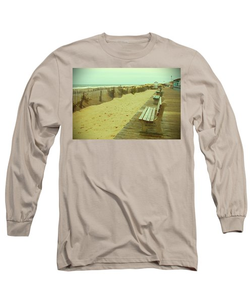 Is This A Beach Day - Jersey Shore Long Sleeve T-Shirt