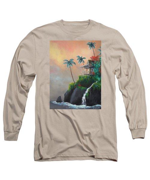 Island Getaway Long Sleeve T-Shirt