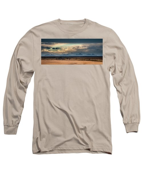 Islands In The Sky Long Sleeve T-Shirt