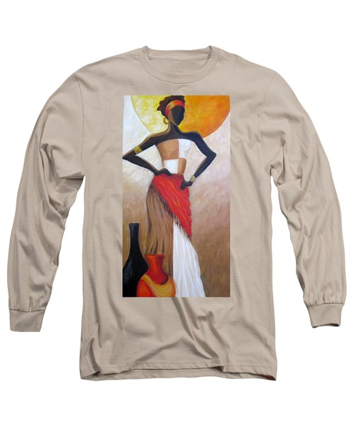 Islands Of The Caribbean Long Sleeve T-Shirt