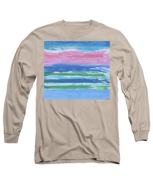 Isles  Long Sleeve T-Shirt by Don Koester