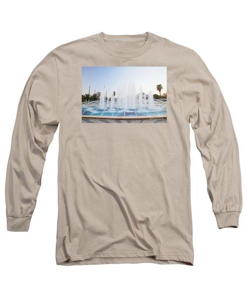 Istanbul City Center I Long Sleeve T-Shirt by Yuri Santin