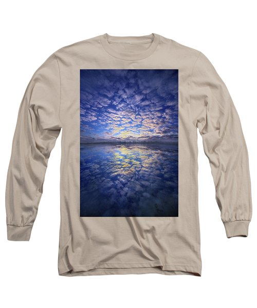 Long Sleeve T-Shirt featuring the photograph It Was Your Song by Phil Koch