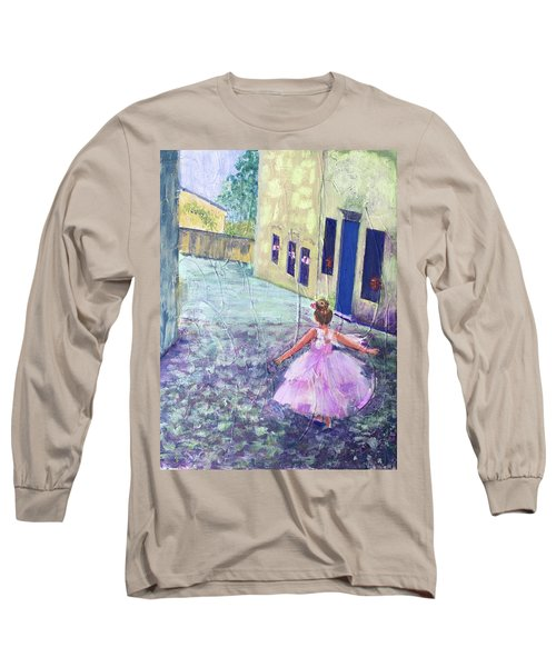 Italian Wedding Long Sleeve T-Shirt