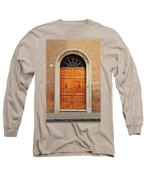 Italy - Door Fifteen Long Sleeve T-Shirt