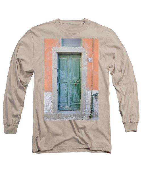 Italy - Door Five Long Sleeve T-Shirt