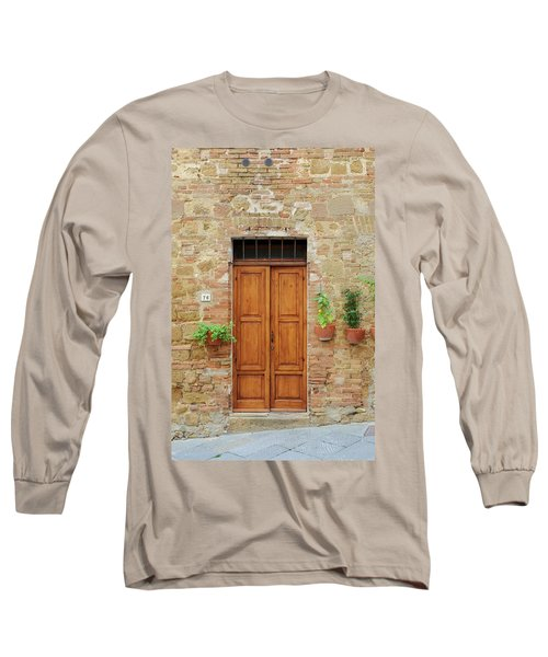 Italy - Door Six Long Sleeve T-Shirt