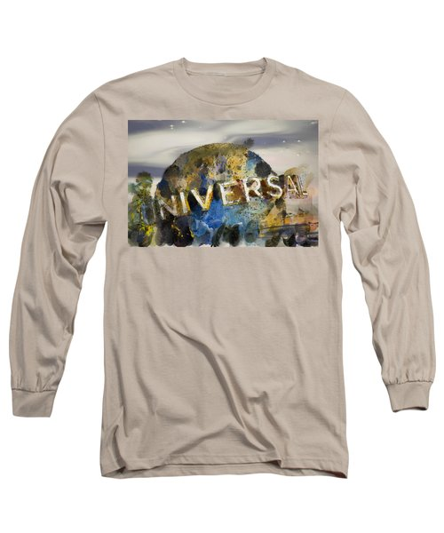 It's A Universal Kind Of Day Long Sleeve T-Shirt