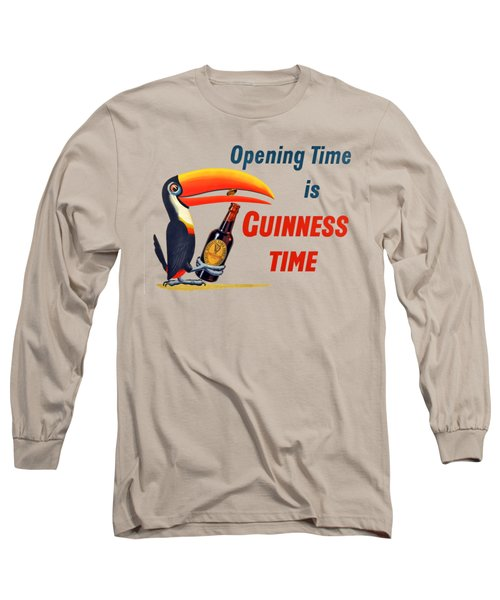 It's Opening Time Long Sleeve T-Shirt