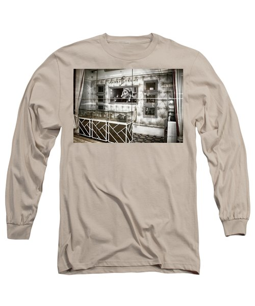 Ivanka Trump Store Long Sleeve T-Shirt by Dyle Warren