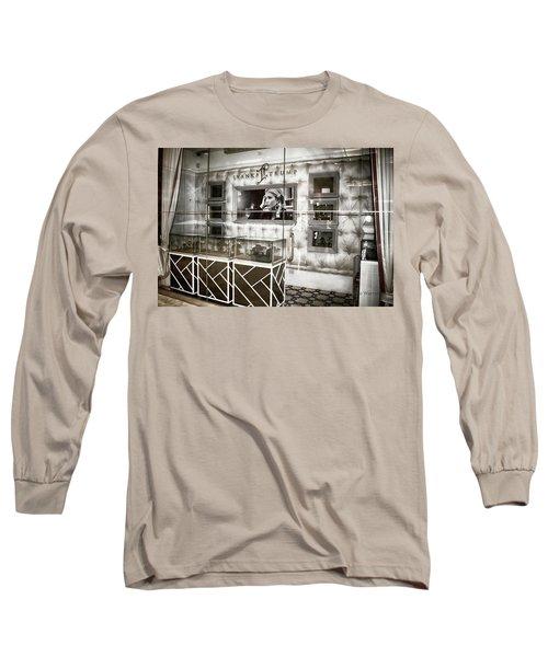 Ivanka Trump Store Long Sleeve T-Shirt