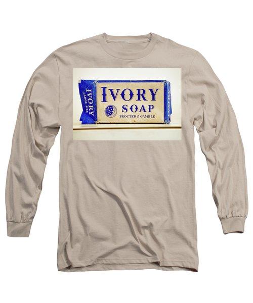 Ivory Soap Long Sleeve T-Shirt