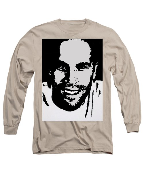 Jack Johnson In My Living Room Long Sleeve T-Shirt