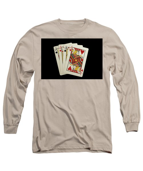 Jack Of All Trades Long Sleeve T-Shirt