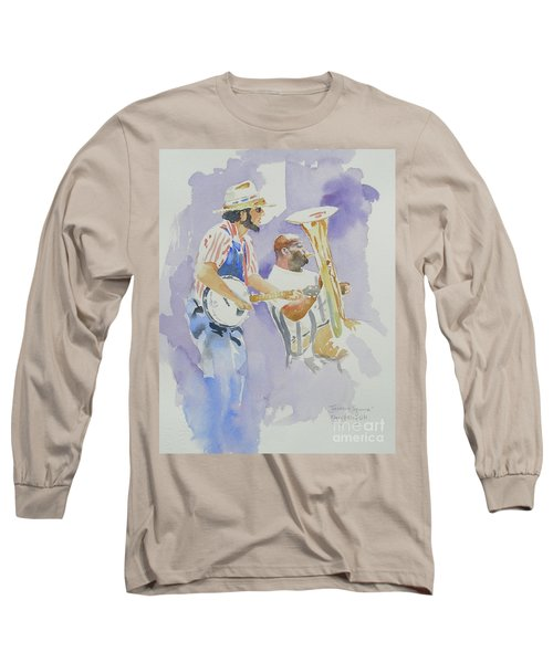 Jackson Square Long Sleeve T-Shirt